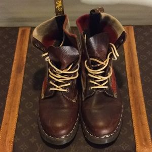Doc Marten Customized Boots. Like New! Never out!